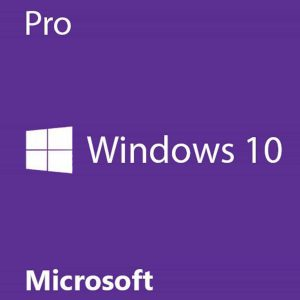 Microsoft Windows 10 Edition Professionnelle 64bits