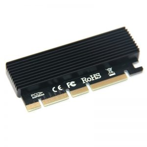 Kit extension PCIE 3.0 x4 SSD Socket M2 Nvme