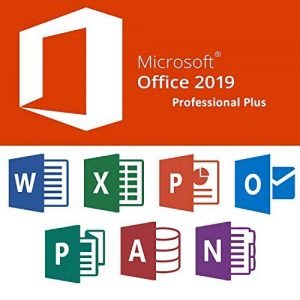 Microsoft Office 2019 Professional Plus (1 PC)