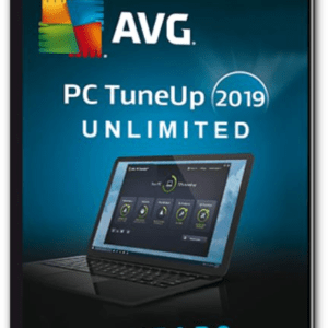 AVG TuneUp Unlimited 2019 (2 ans)